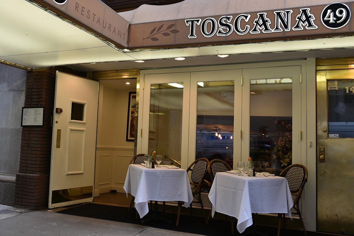 Toscana 49 | Midtown East Italian | NYC